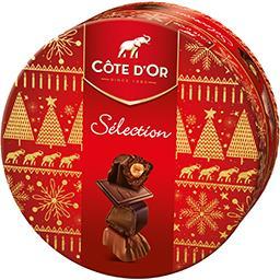 Côte d'Or Assortiment de chocolats Sélection