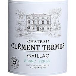 Gaillac blanc Perle, vin blanc