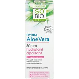 So'bio Etic Sérum hydratant + Hydra aloe vera le tube de 30 ml