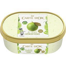 Sorbet Plein Fruit - Sorbet citron vert