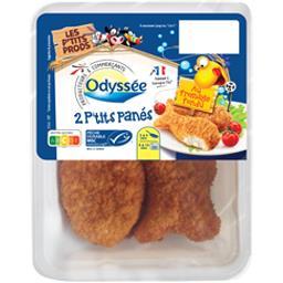 Les P'tits Panés poisson & fromage