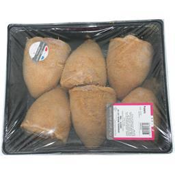 Jambonneau arrière cuit en marmite pané