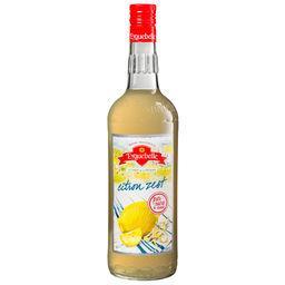Le Sirop de l'Artisan - Sirop de citron zest