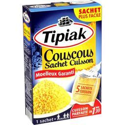 Couscous sachet cuisson