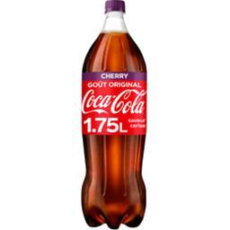 Coca Cola Cherry - Soda au cola saveur cerise