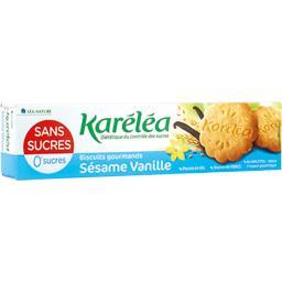 Sans Sucres - Biscuits gourmands sésame vanille
