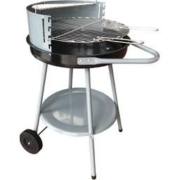 Barbecue rond 51 cm Fenix gris anthracite
