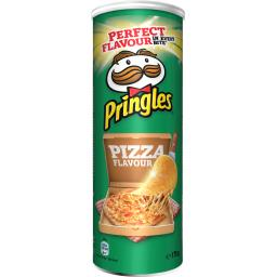 Chips pizza flavour