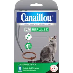 Collier insectifuge Pro Repulse tous types de chats