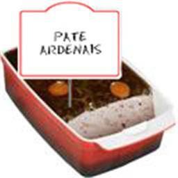 Pâté Ardenais, qualité SUPERIEURE