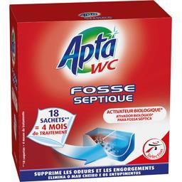 WC - Activateur BIO pour fosse septique
