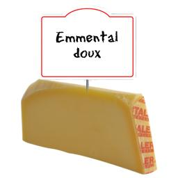Emmental Switzerland doux 31% de MG