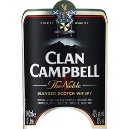 Blended Scotch Whisky The Noble