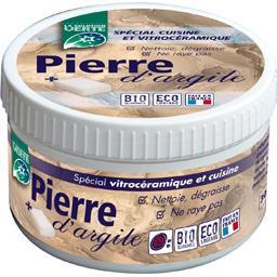 Pierre d'argile spécial vitrocéramique et cuisine