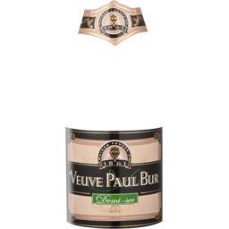 Blanc de blancs demi-sec - Veuve Paul Bur