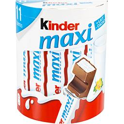 Maxi - Barres chocolatées