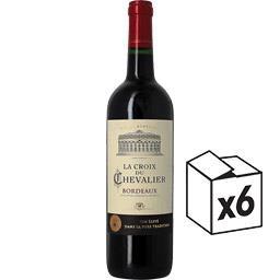 Bordeaux Croix de Chevalier vin Rouge 2017