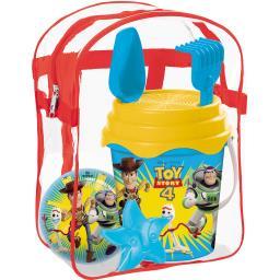Set sac à dos Toy Story 4 avec seau D 17 et accessoi...