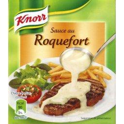 Les Moments Gourmets - Sauce au Roquefort à la crème...