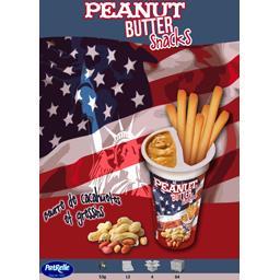 Patrelle Goûter Peanut Butter Snacks la boite de 48 g