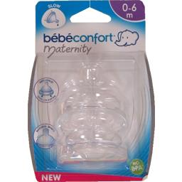 Têtines silicone maternity taille 0