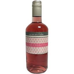Vin rosé caractère