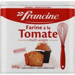 Farine à la tomate multi usages