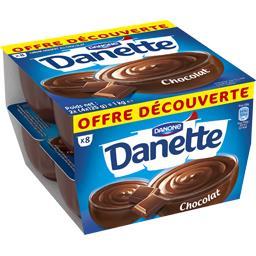 Danette - Crème dessert au chocolat