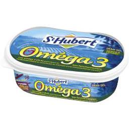 Margarine sel de mer Oméga 3