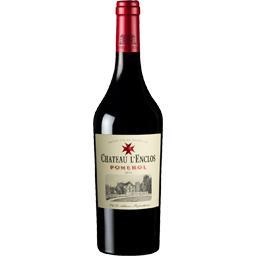 Château l'Enclos Pomerol, vin rouge la bouteille 75 cl
