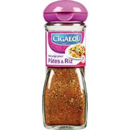 Mélange pour pâtes & riz