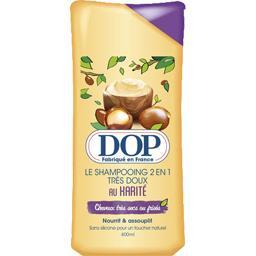 Dop Le Shampooing 2en1 très doux au karité