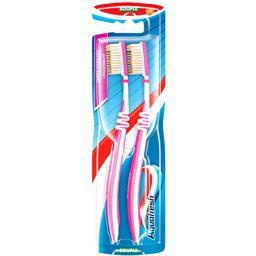 Aquafresh Brosse à dents Inter Espaces souple