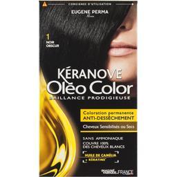 Coloration 1 noir obscur - Oleo Color