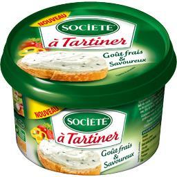 Spécialité fromagère à tartiner