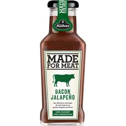 Made For Meat - Sauce bacon Jalapeno