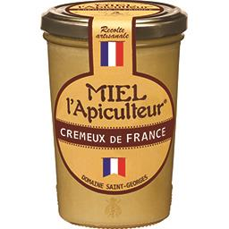MIEL l'Apiculteur Miel  Miel crémeux de France