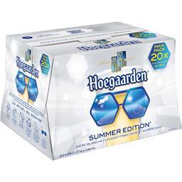Bière blanche summer