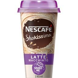 Shakissimo - Boisson Latte Macchiatto