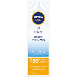 Sun - Mousse hydratante 0% anti-traces blanches FPS ...