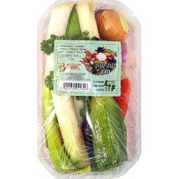 Assortiment de légumes pour POT-AU-FEU