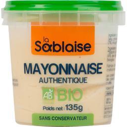 Mayonnaise authentique BIO