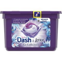 Dash Envolée d'air 3en1 x15