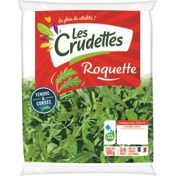 Les Crudettes Roquette