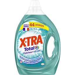 X•TRA Total+ - Lessive liquide Fraîcheur+