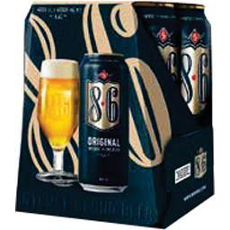 Bière blonde 8.6 Original