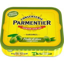 Sardines sélection à l'huile d'olive