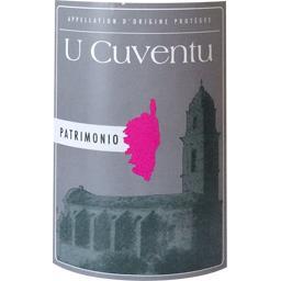 U Cuventu Patrimonio, vin rosé