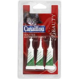 Gouttes insectifuges Pro Repulse pour chat