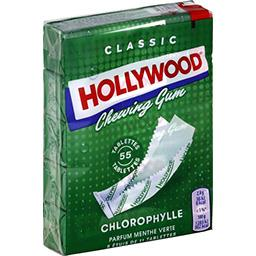 Hollywood Chewing-gum chlorophylle